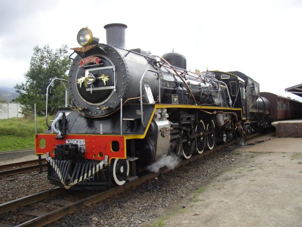 Free Steam Locomotive Stock