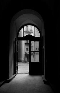 Free Dark Doorway Stock Photo - FreeImages.com