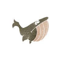 cartoon whale angry premium freeimages description