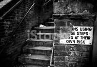 Old Stairway Stock Photos - FreeImages.com