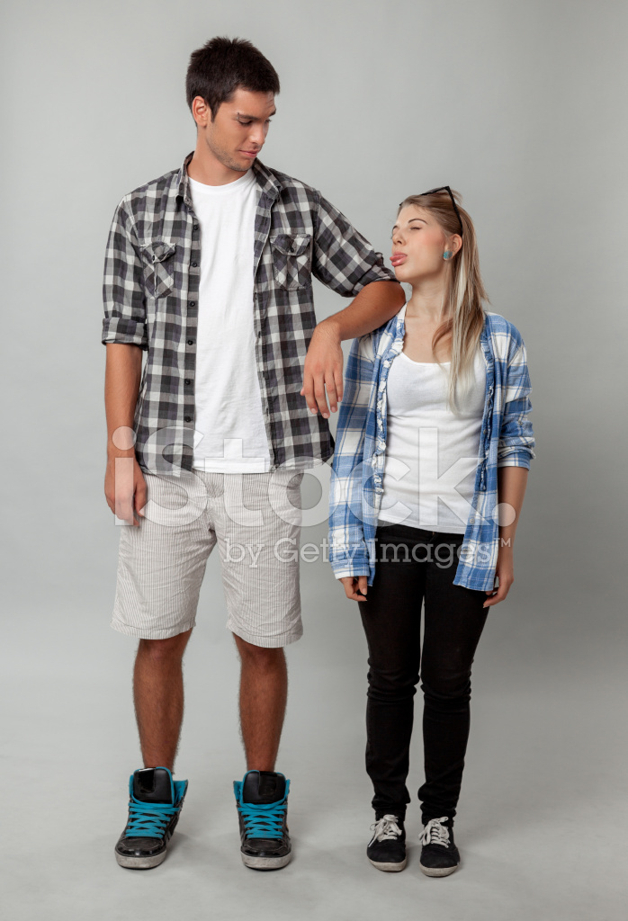 Pics For > Tall And Short Pictures