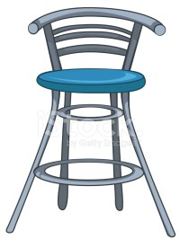 Cartoon Home Furniture Chair Stock Vector - FreeImages.com