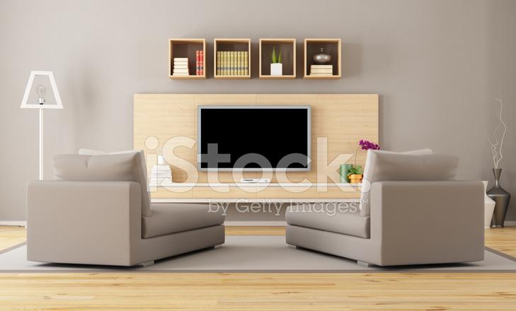 salon avec tv photos freeimages com