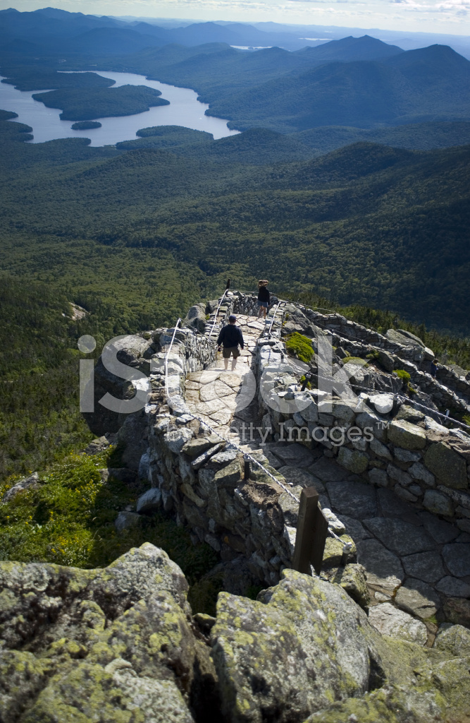 Needs summary near lake placid, new york. Whiteface Mountain Trail New York State Stock Photos Freeimages Com
