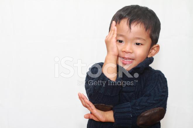 微笑的男孩 照片素材 - FreeImages.com