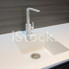 Corian Kitchen Sinks Lowes Sink Base Cabinet 可丽耐水槽与台面照片素材 Freeimages Com Premium Stock Photo Of 可丽耐水槽与台面