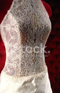 Italian Lace Wedding Dress Stock Photos - FreeImages.com