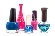nail polish bottle stock