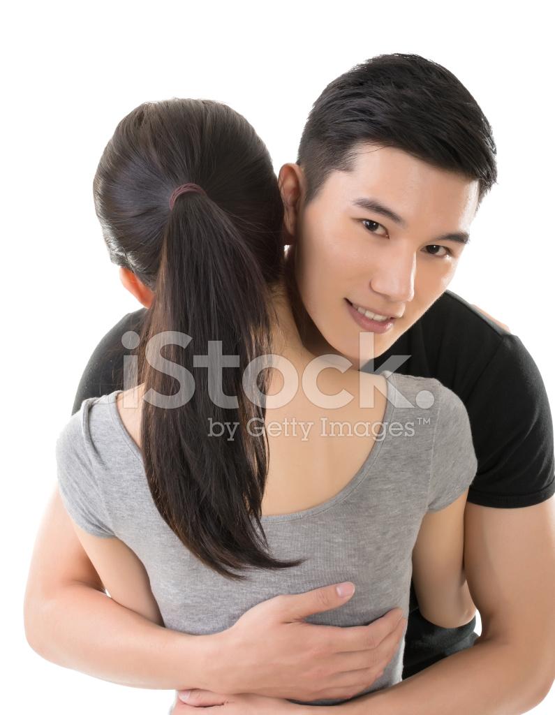 男人抱著他的女朋友 照片素材 - FreeImages.com