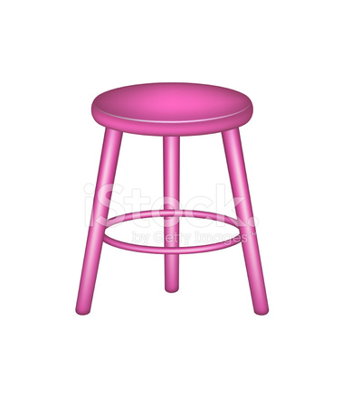 vintage kitchen chairs buy cabinets 在粉红色的设计复古凳子 stock vector - freeimages.com