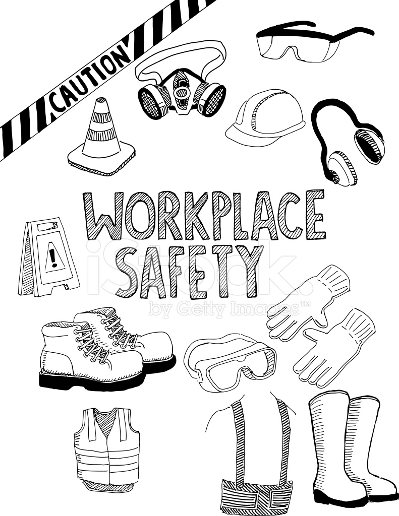 Personal Protective Equipment Coloring Pages Coloring Pages