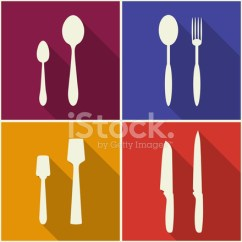 Kitchen Tool Set Country Clocks 厨房用具和炊具平面图标集stock Vector Freeimages Com Premium Stock Photo Of 厨房用具和炊具平面图标集