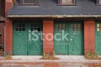 Old Garage Doors stock photos - FreeImages.com