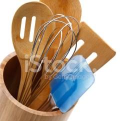 Kitchen Tool Crock Italian Cabinets 竹缸和厨房用具照片素材 Freeimages Com Premium Stock Photo Of 竹缸和厨房用具