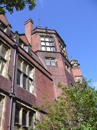 Newcastle University, Armstrong Building