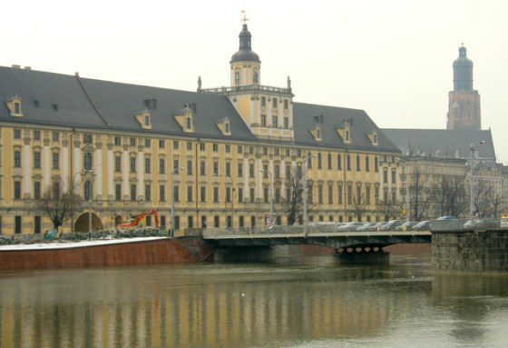University in Wroclaw 1