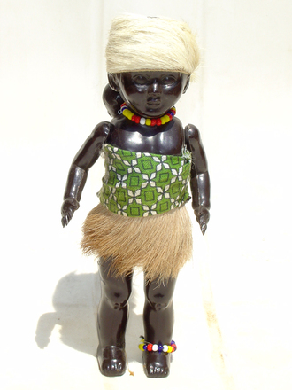 African Doll 1