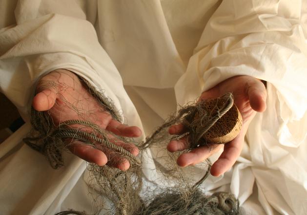 """El pescador""""- Jesús"""