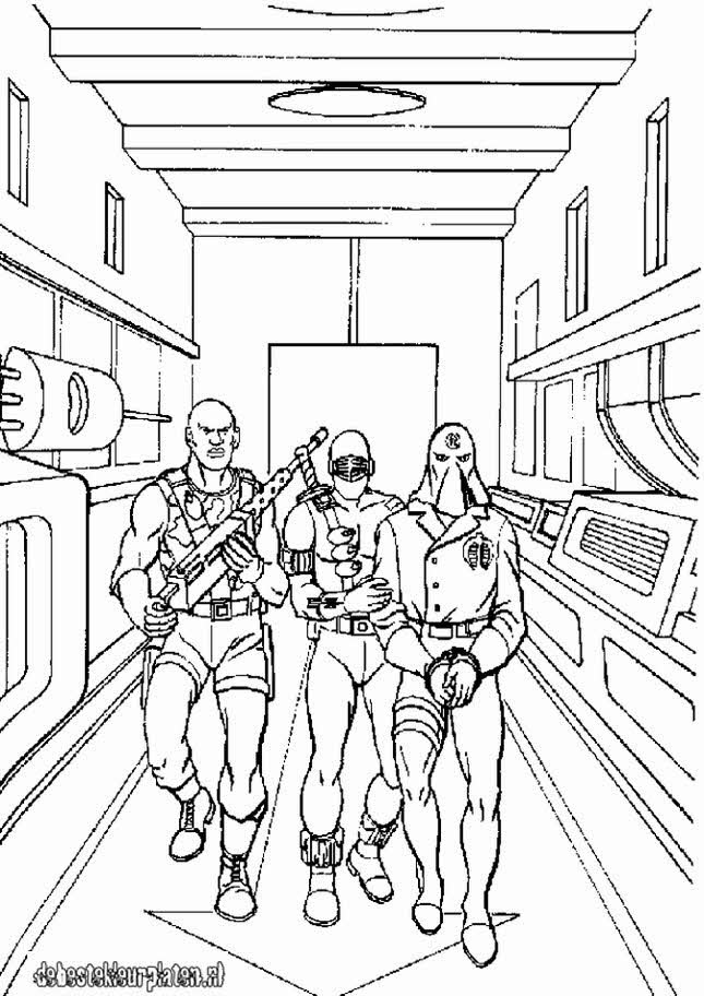 gijoe8  printable coloring pages
