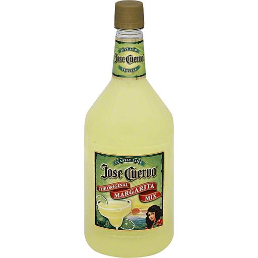 Jose Cuervo Mixed Drink Recipes