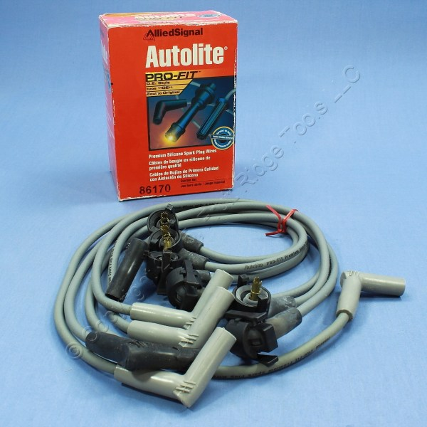 Autolite 86170 Spark Plug Wire Set 95-98 Mazda B300 V6 96-97 Aerostar