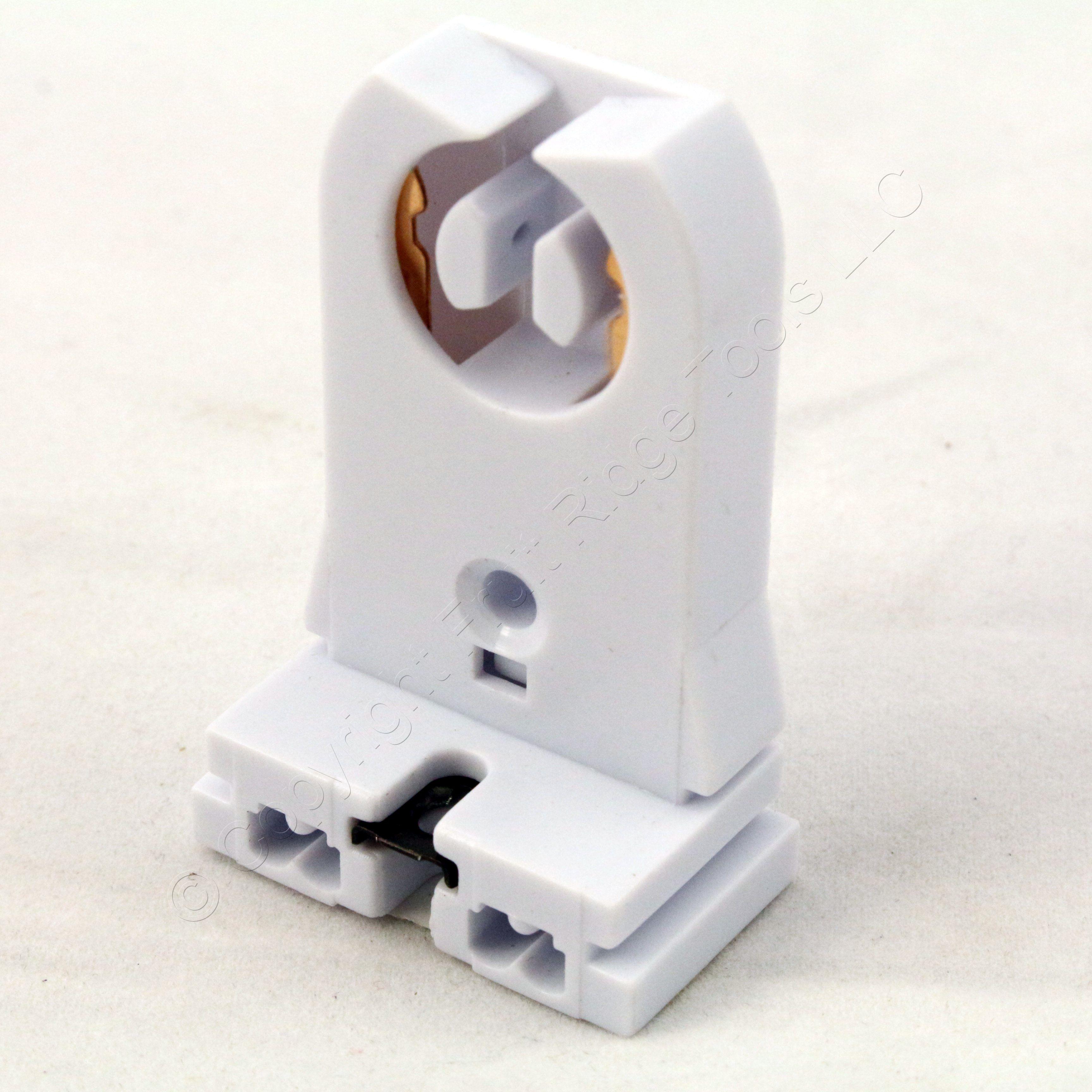 fluorescent light holder witter towbar electrics wiring diagram cooper lampholder sockets t8 t12 medium