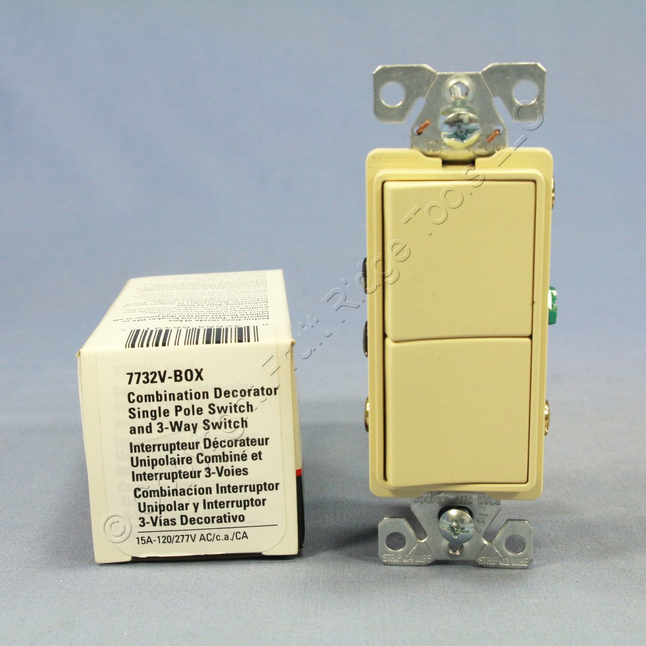 Cooper 4 Way Switch Lighted