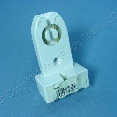 Fluorescent Light Holder Loncin 50cc Atv Wiring Diagram Cooper Lamp Socket T8 T12 Medium