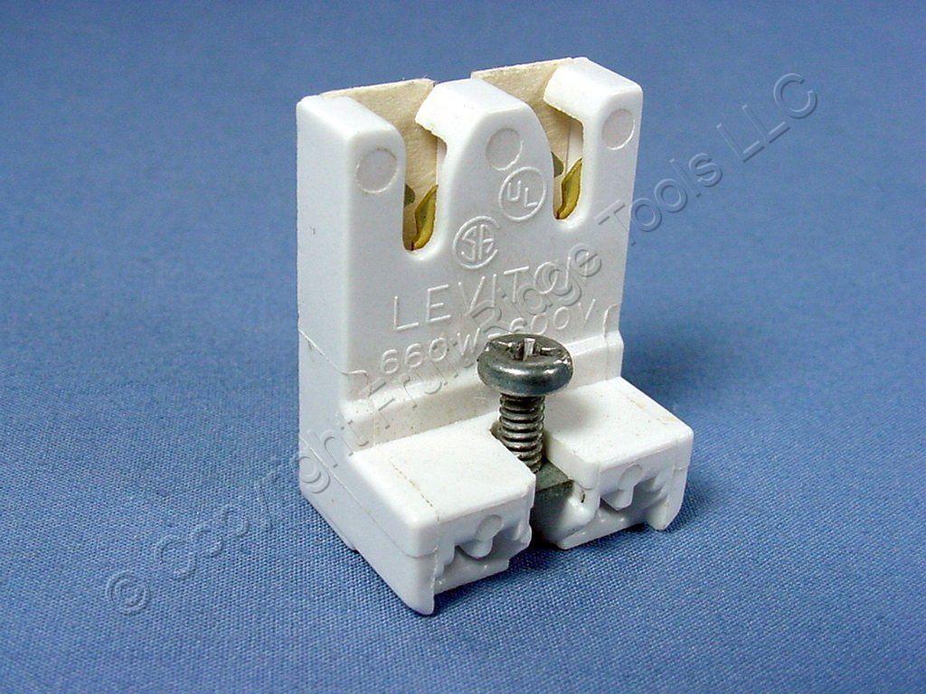 fluorescent light holder 98 ford ranger alternator wiring diagram leviton lampholder t 8 socket g13 base