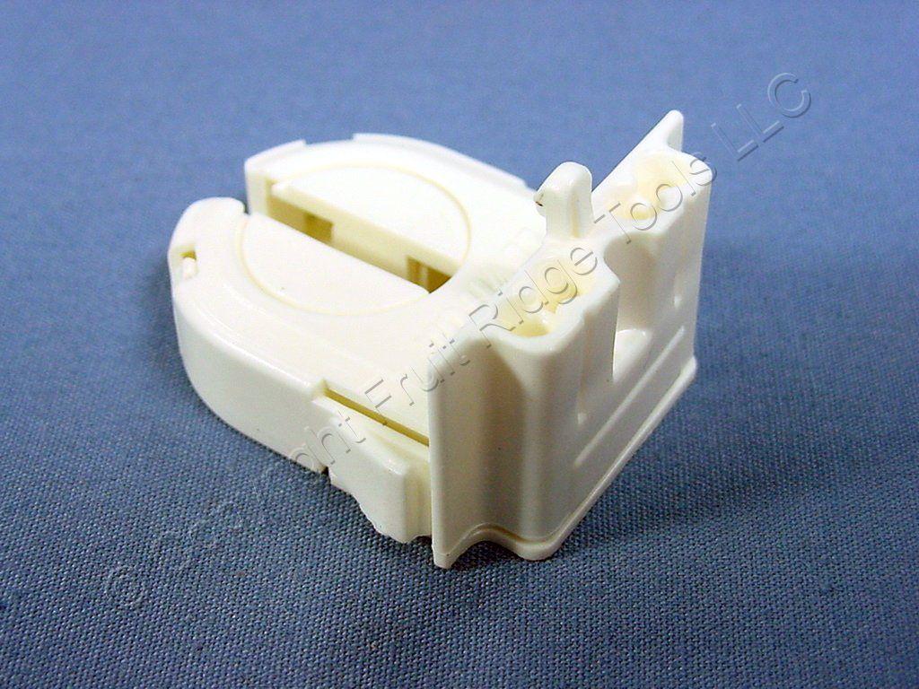 fluorescent light holder apexi power meter wiring diagram leviton lamp socket t8 wide fin