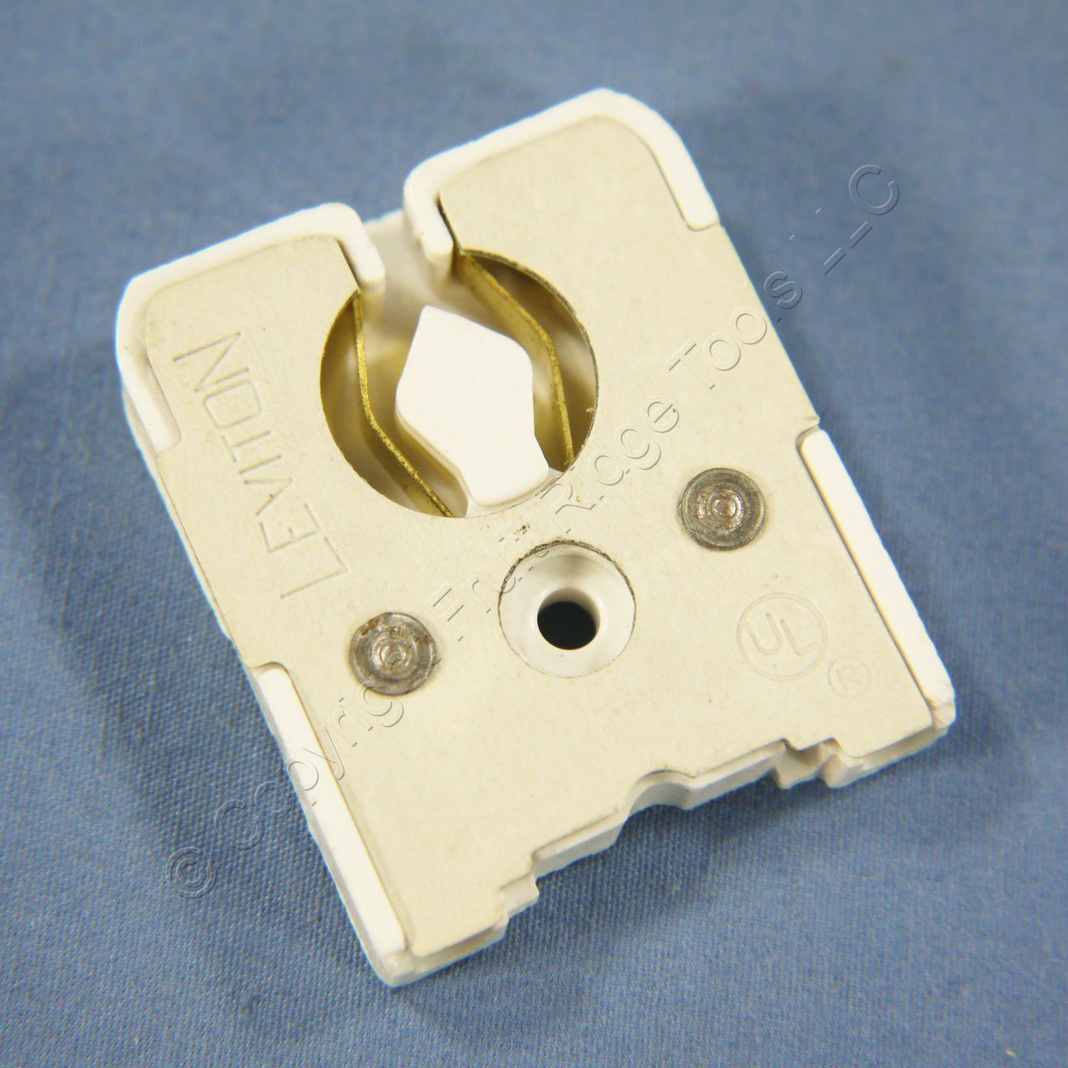 fluorescent light holder pioneer avh p3100dvd wiring diagram leviton lamp t8 t12 socket g13 base