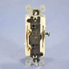 Single Polen Trailer Wiring Diagram Leviton Pole Decora Rocker Wall Light Switch