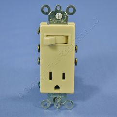 3 Way Outlet Bryant Thermostat Wiring Diagram New Leviton Ivory Decora Toggle Switch And Single