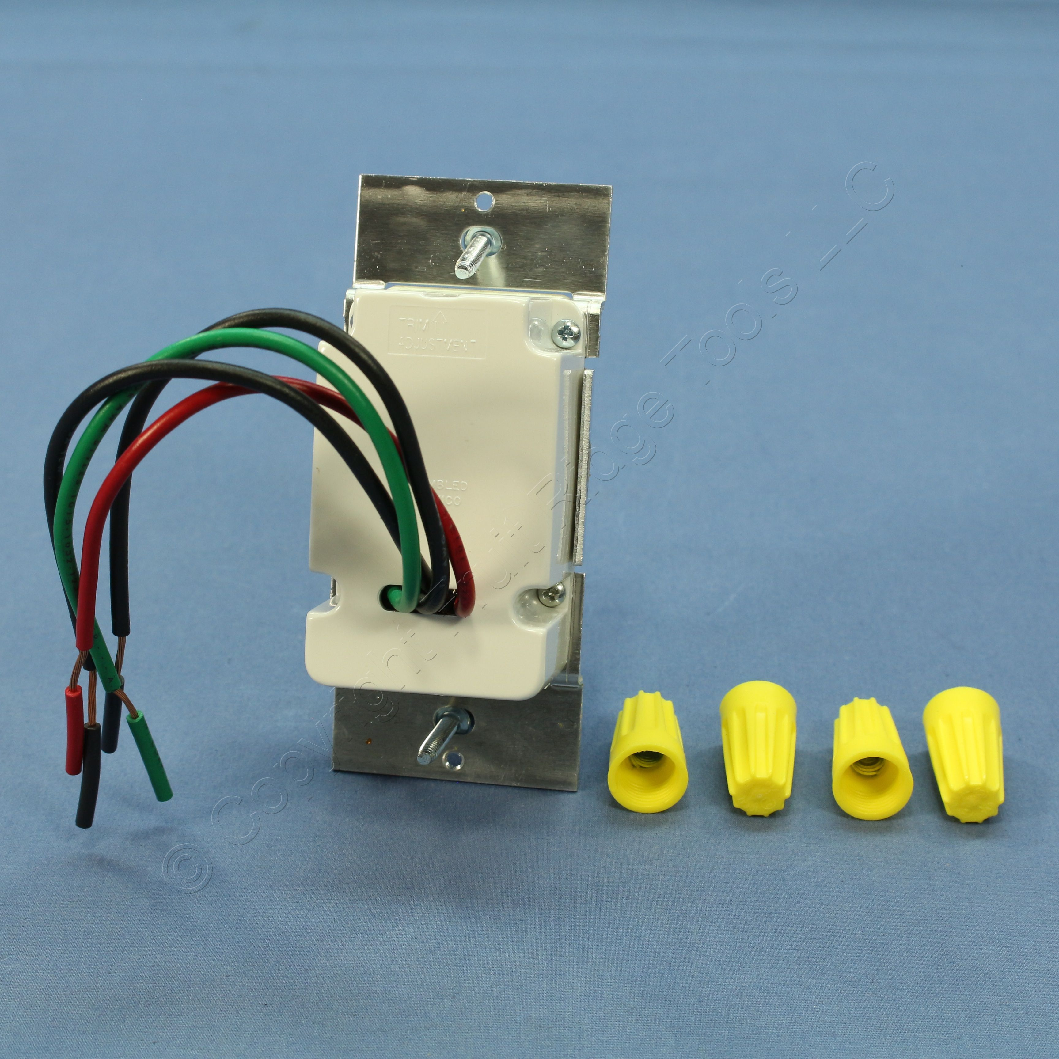 leviton 3 way slide dimmer wiring diagram carrot plant new almond decora lighted preset