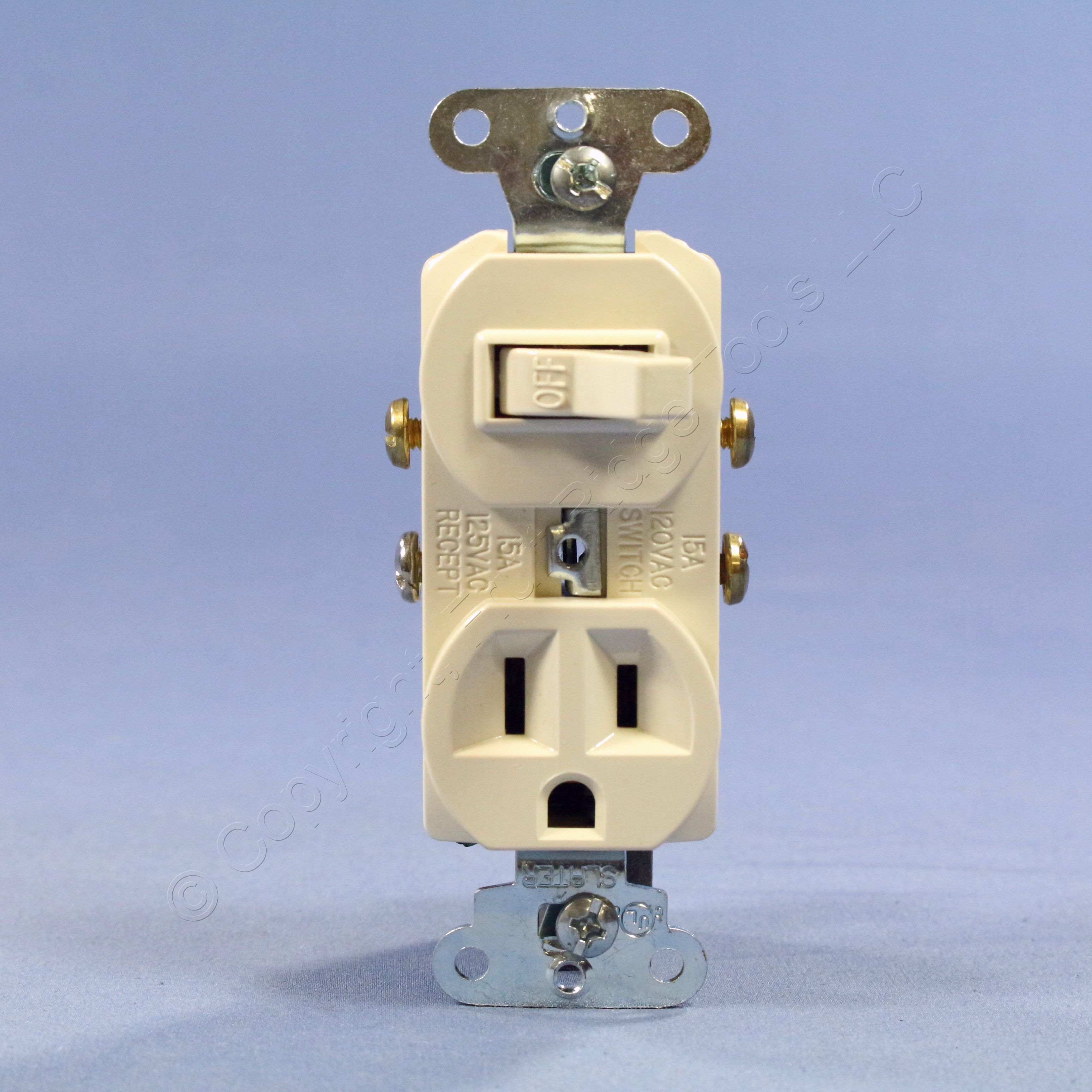 leviton combination switch outlet wiring diagram msd t5225 light