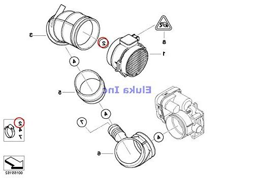 2 x BMW Genuine Oil Cooling Fuel Injecti