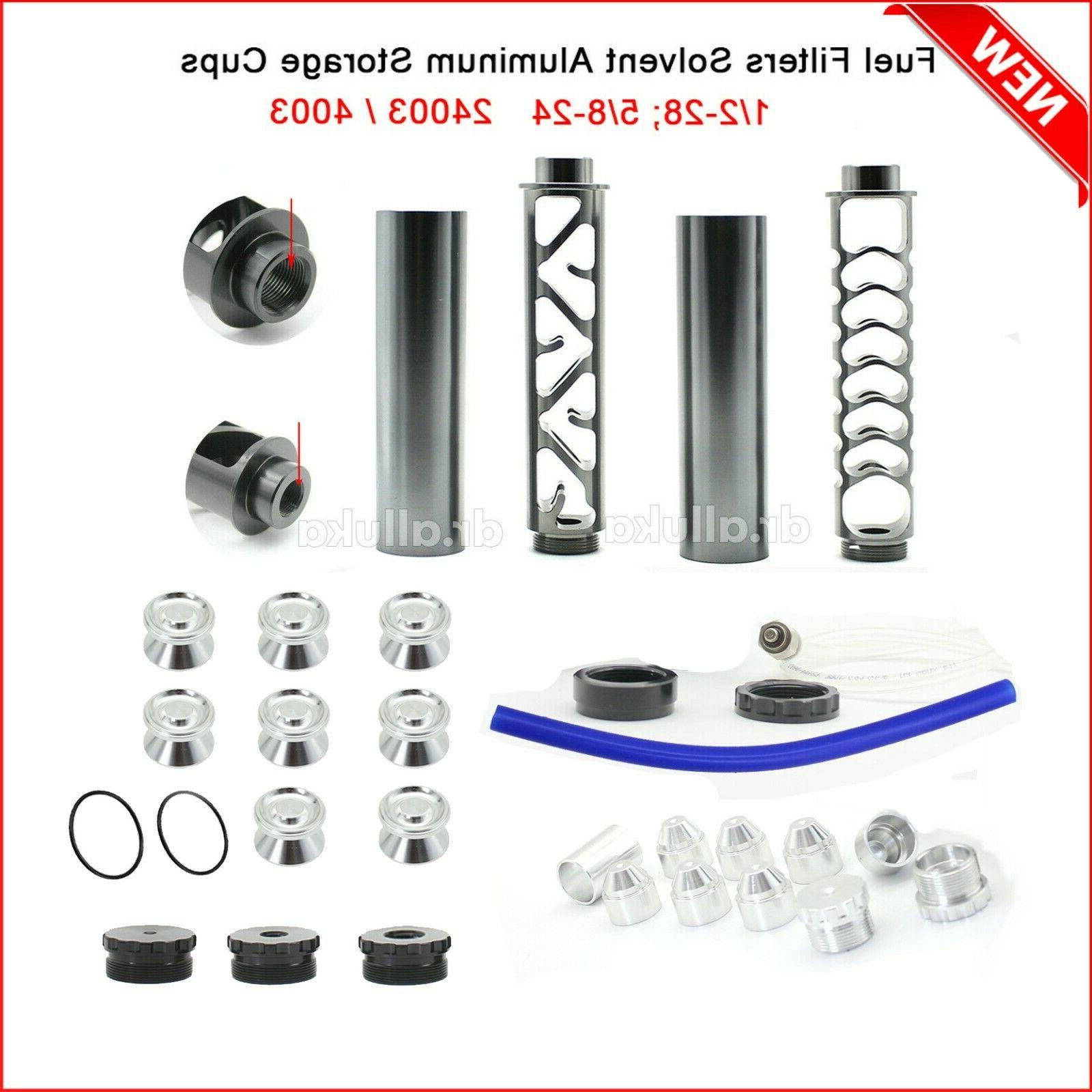 Spiral Fuel Filter tube & Spiral single core