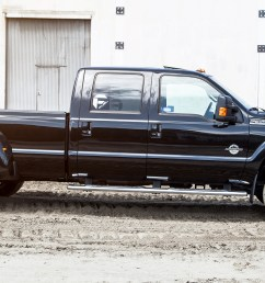 ford f 350 dually with fuel dually wheels throttle dually front d513 [ 2450 x 1170 Pixel ]