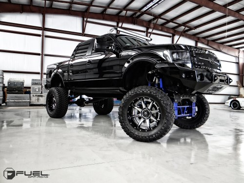 small resolution of ford f 150 with fuel 2 piece wheels rampage d247