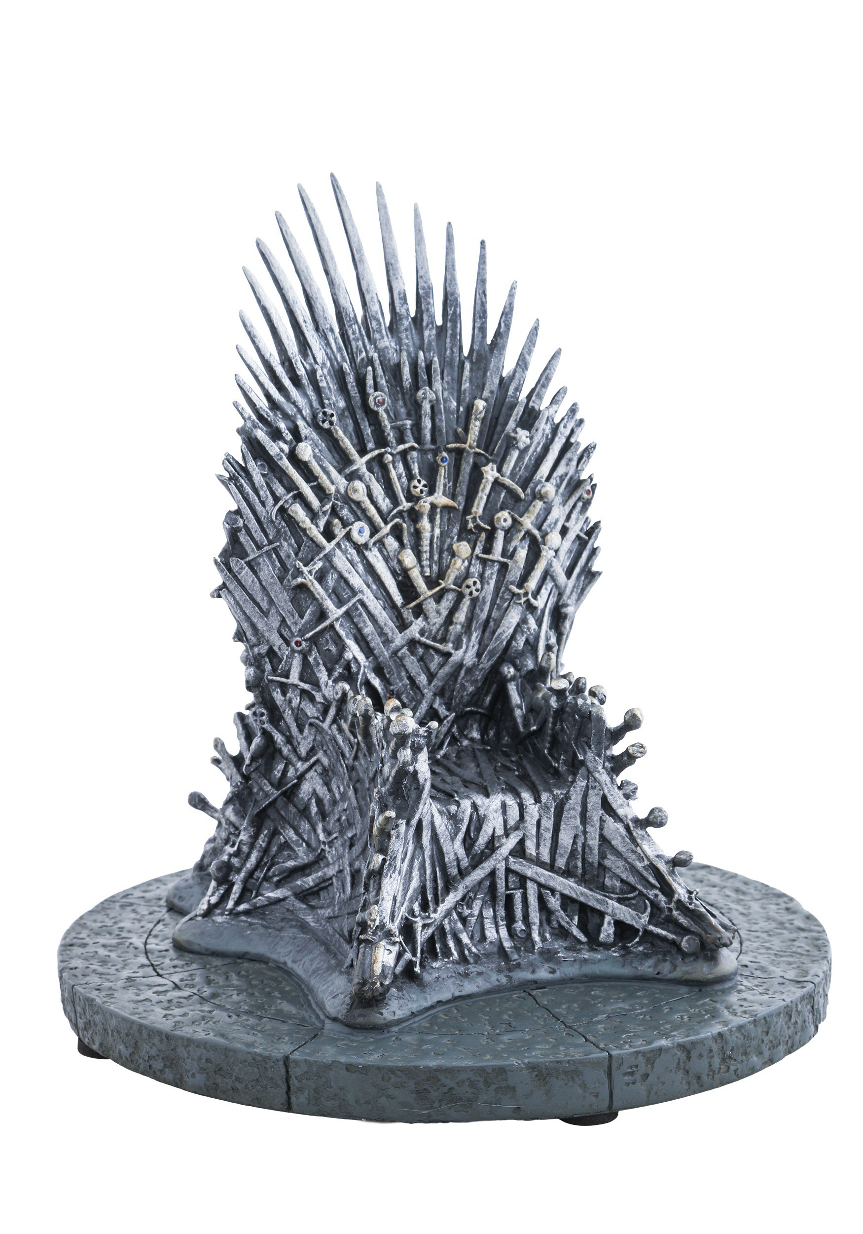 game of thrones office chair for writing desk 7 quot iron throne replica