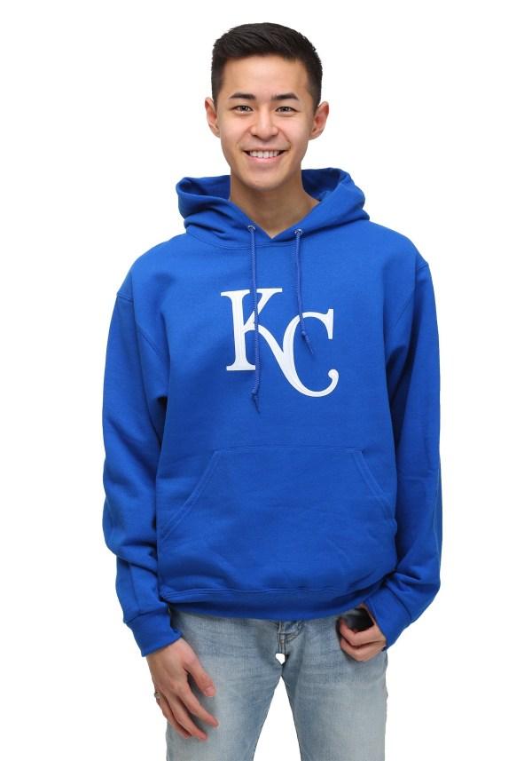 Kansas City Royals Scoring Position Men' Hooded Sweatshirt