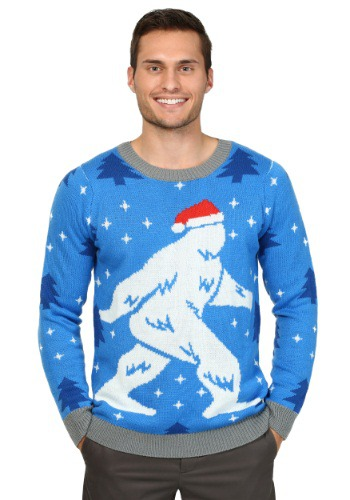 Yeti Ugly Christmas Sweater