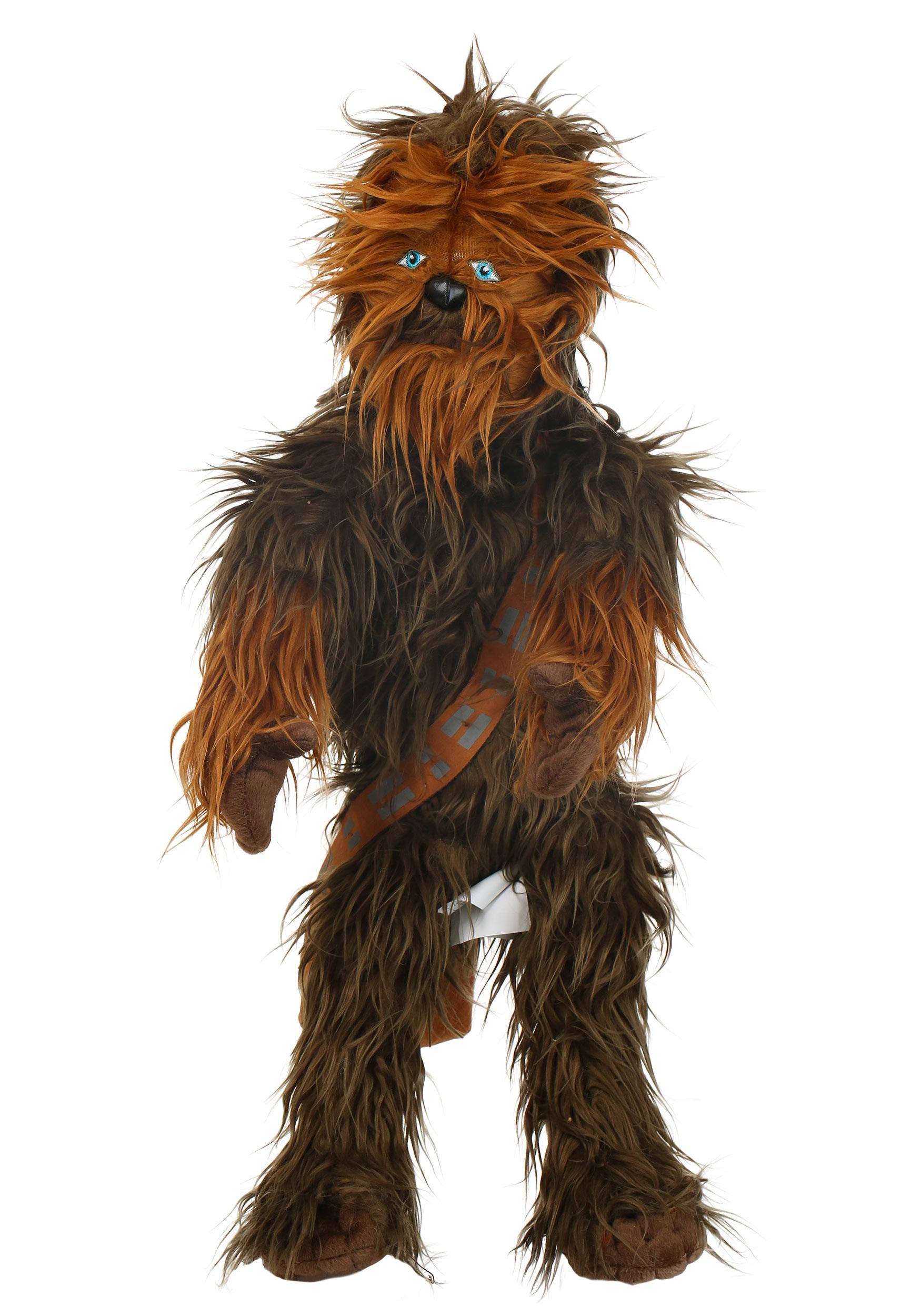 Star Wars Chewbacca Pillow Buddy