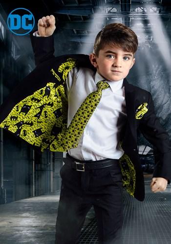Secret Identity Batman Suit For Boys