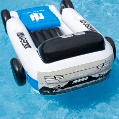 Chair Pool Floats Baby Sitting India Dale Earnhardt Jr. Nascar Lounger