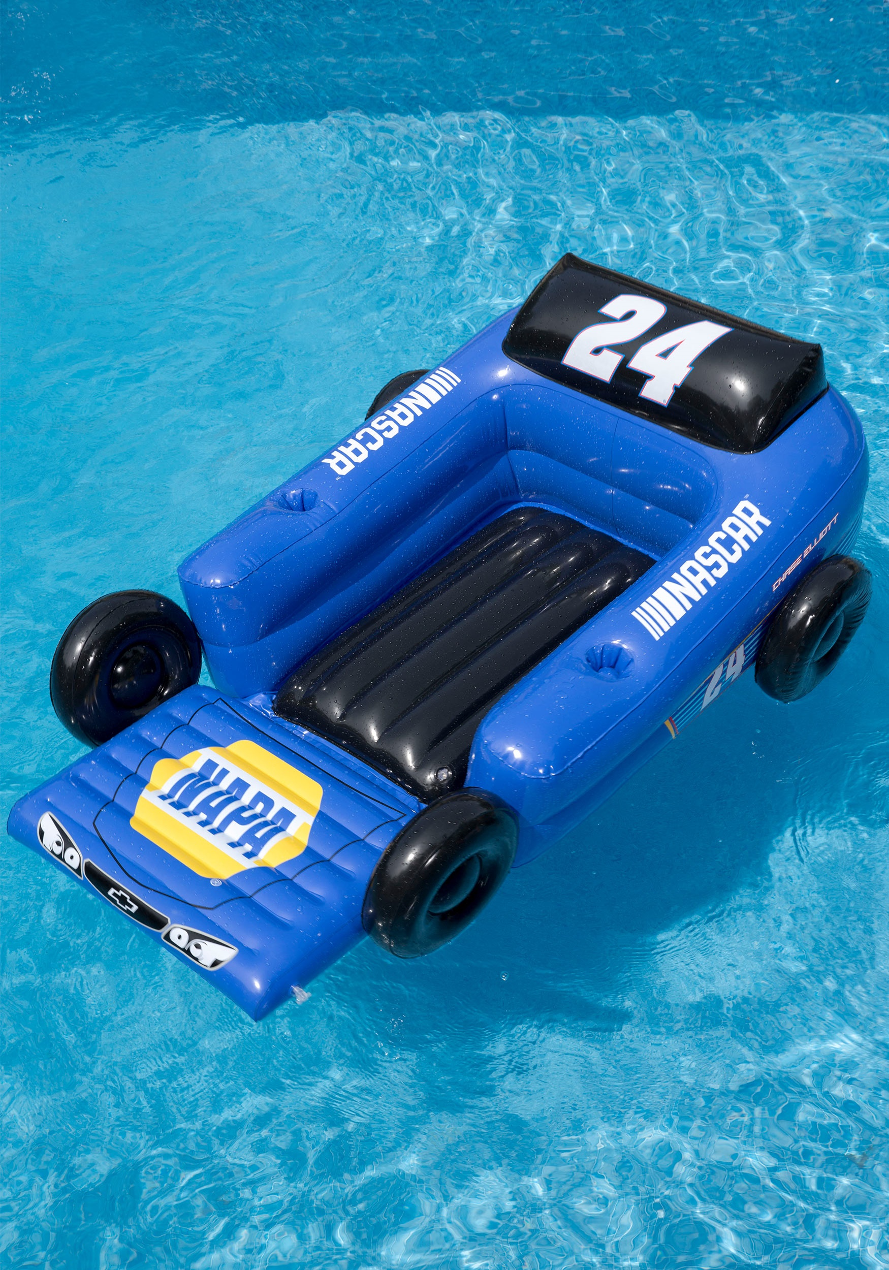 office chair review cool chairs for man cave chase elliott nascar pool lounger