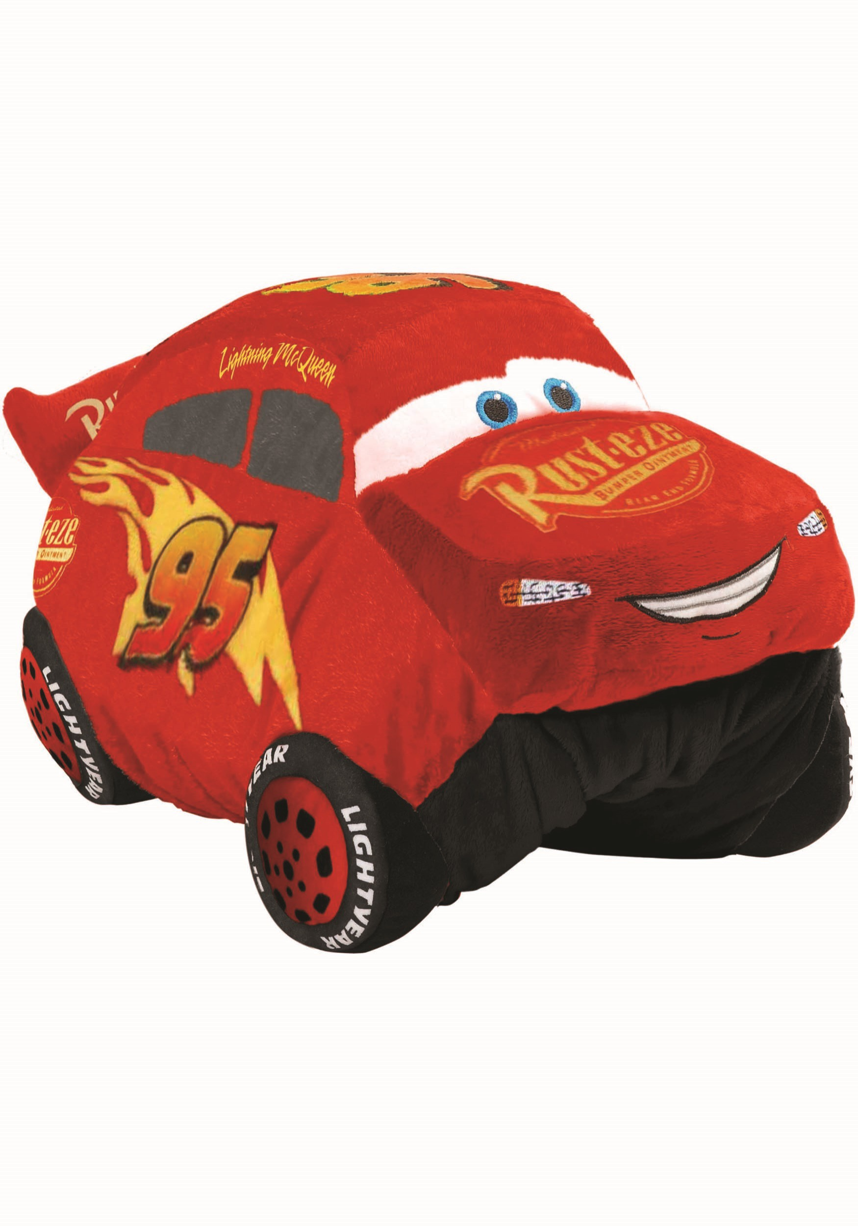 Lightning McQueen Pillow Pet