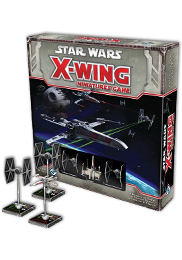 X-wing Star Wars Miniatures Board Game Core Set