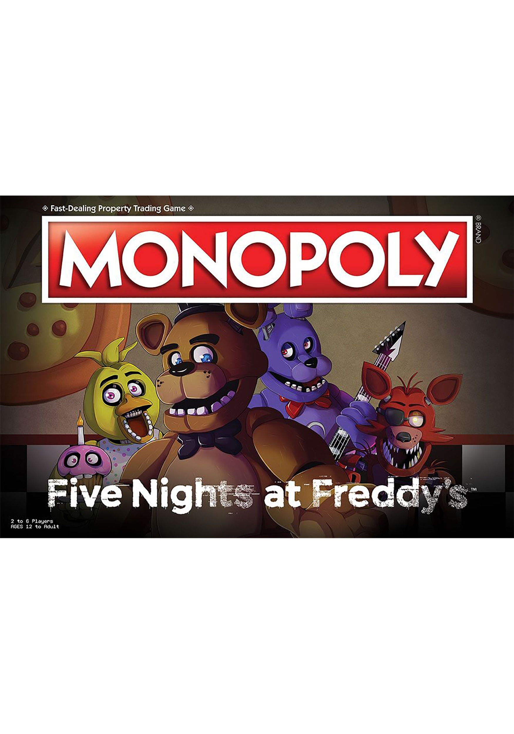 monopoly five nights at