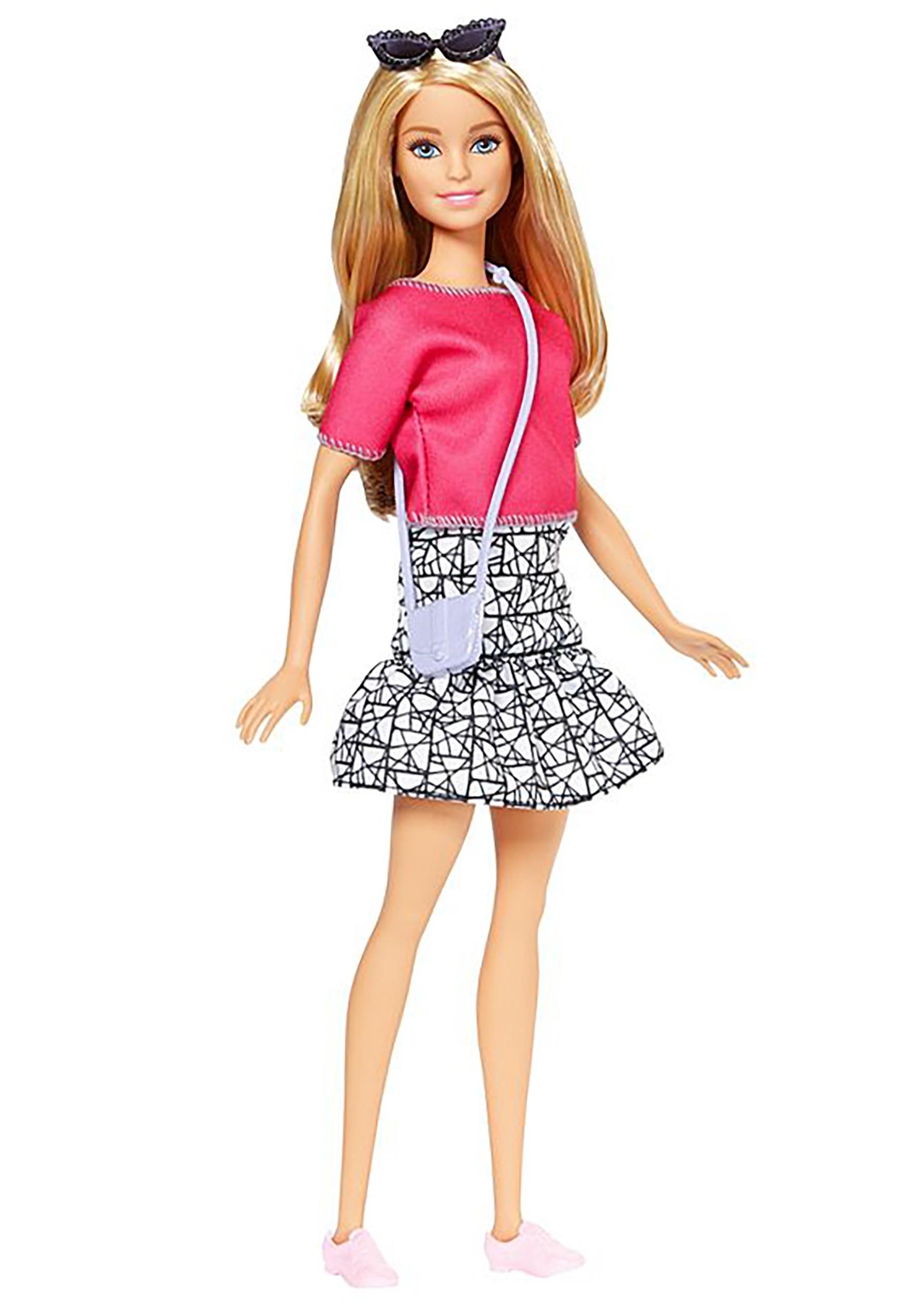 barbie fashionista pink top